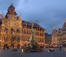Grote_Markt_At_Night_(Antwerpen)